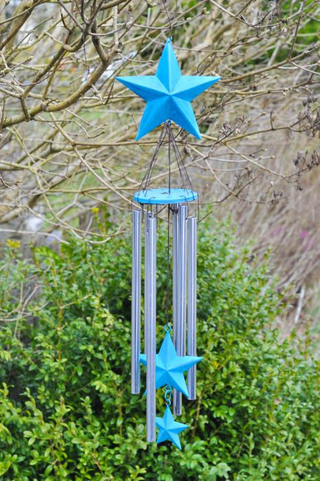 Make your own wind chimes wind chimes dreamcatchers and for Easy to make wind chimes