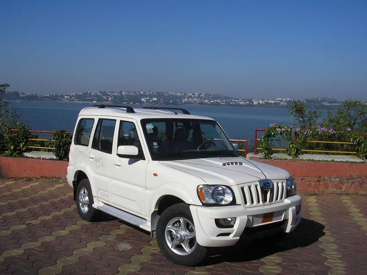 Mahindra Scorpio Desktop Wallpaper - THIS Wallpaper
