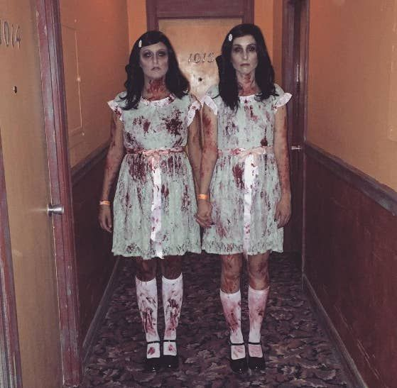 Costumes are an essential part of getting in the ~spooky time spirit~. Show Us T…