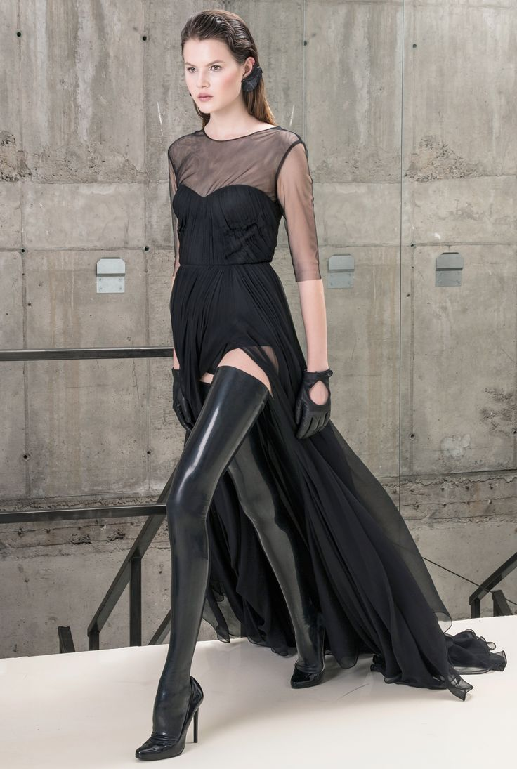 Agathe gown