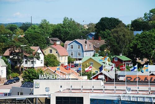 Mariehamn in my heart...