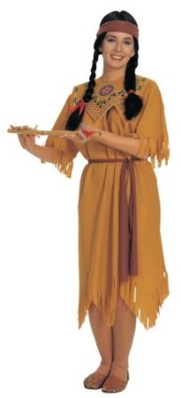Rubie's Co Pocahontas Complete Adult Value Costume