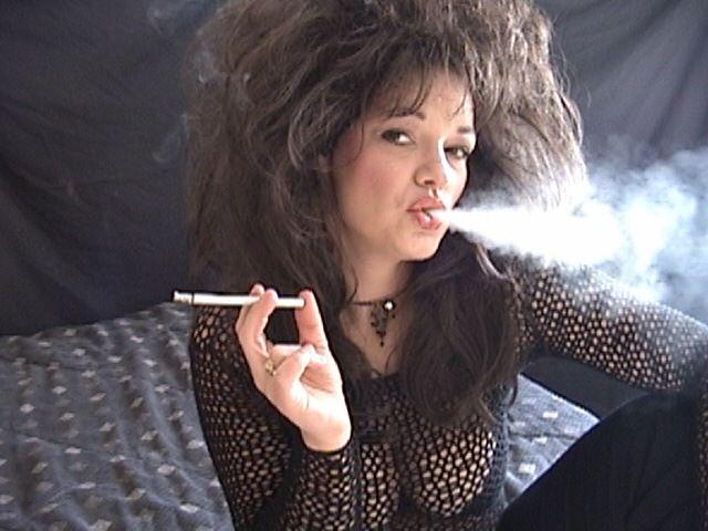 Princess smoke smoking fetish update 4