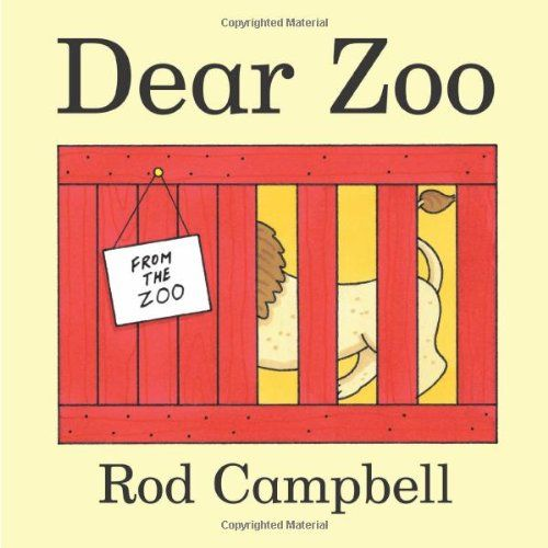 Dear Zoo by Rod Campbell. More like this at www.thebookseekers.com/collections.html