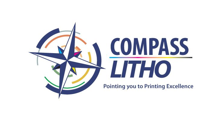 Compass Litho   Identity   by designthis!