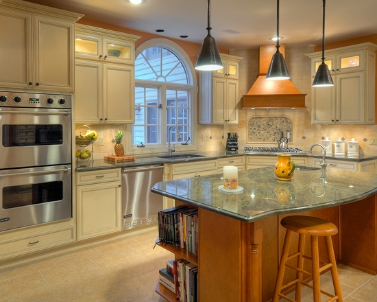 Kitchen Island With Hob And Oven