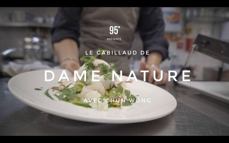 la vidéo de la recette du cabillaud et ses petits légumes de Dame Nature https://www.95degres.com/videos/12-04-2016-le-cabillaud-de-dame-nature