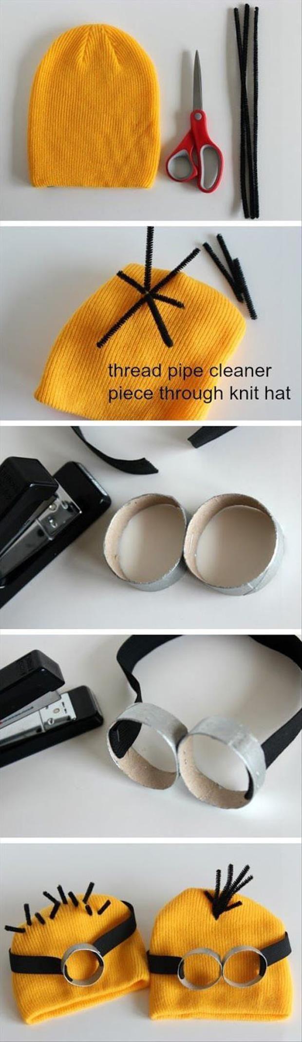 DIY Minion