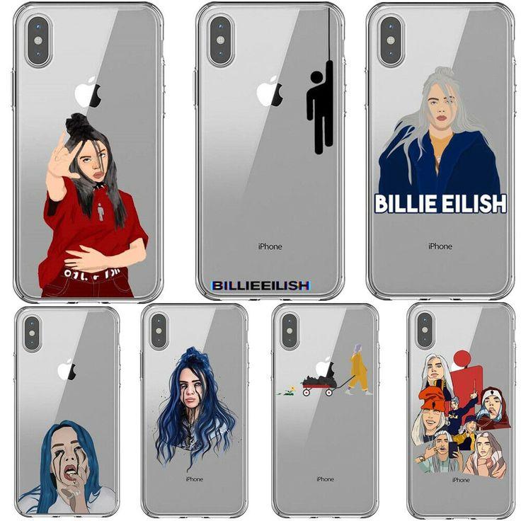 Billie Eilish iPhone Case X 8 7 S 6 Plus Ocean Eye…