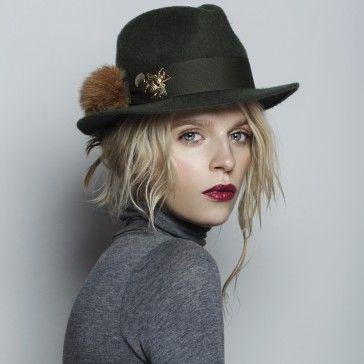 Bumblebee Wool Hat