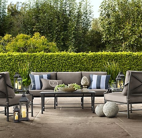 Carmel   Restoration Hardware (With images)   Outdoor ...
