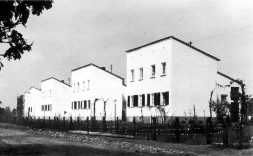 "Housing Development ""Goldstein"" (1929-36) in Frankfurt/Main, Germany, by Ernst May"