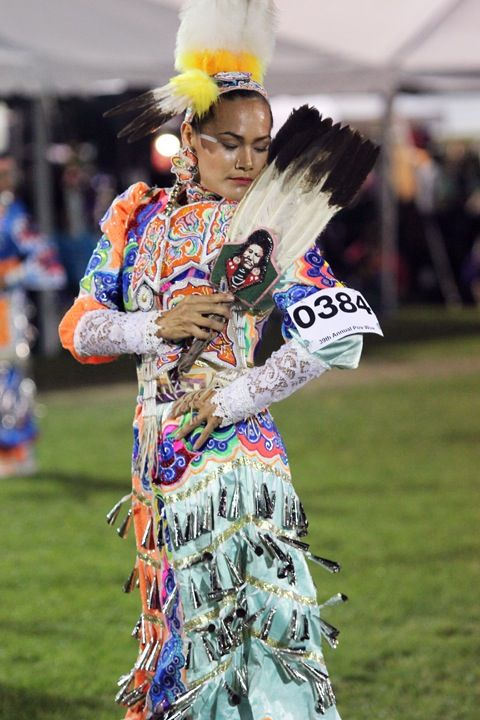 In Full Color: The Muckleshoot Skopabsh Powwow - ICTMN.com