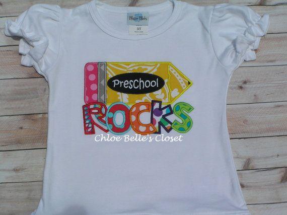 15 best preschool tshirts images on Pinterest | Preschool shirts, T ...