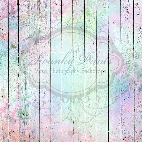 Pastel Painted Floor - Oz Backdrops and Props