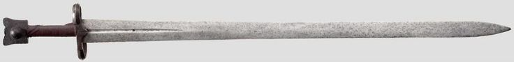 circa 1500 Blade 98.3 cm. Overall length 115 cm  http://sword-site.com/thread/409/oakeshott-xviiia-renaissance-transitional-schiavona#ixzz3YnUHdBB1