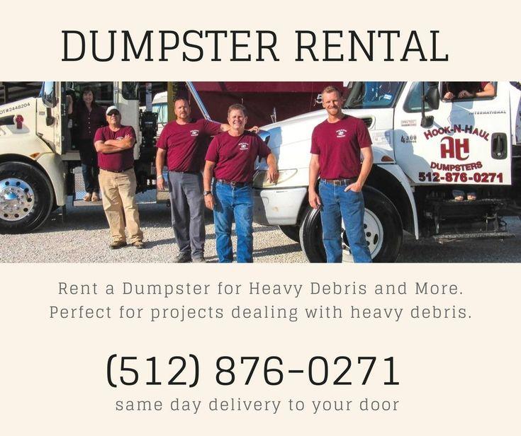 About dumpster rental commercial renovation rent a
