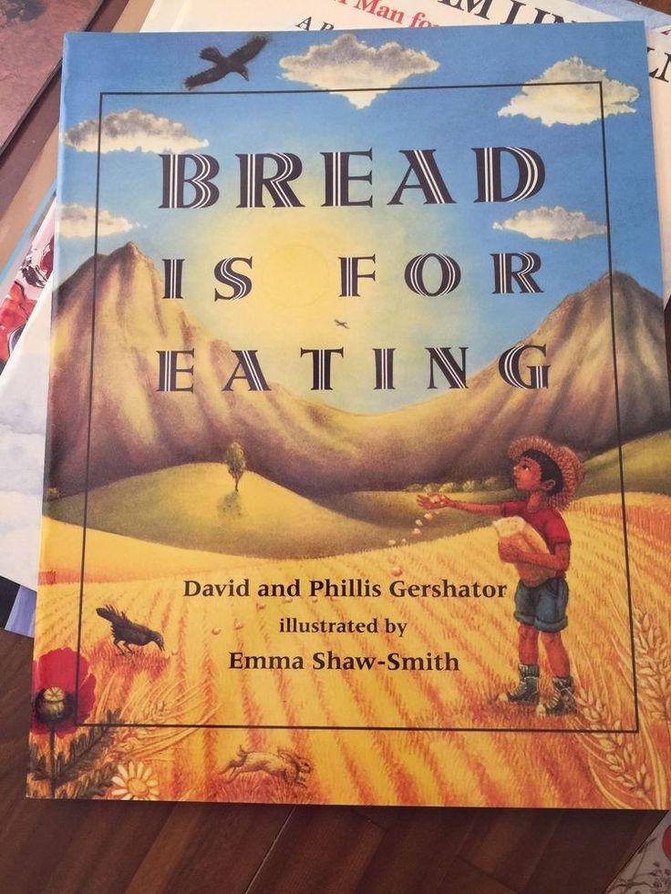 34 mejores imgenes de teacher oversized big books en pinterest 2 teacher big book bread books oversized ann morris gershator 1989 cultural fandeluxe Images