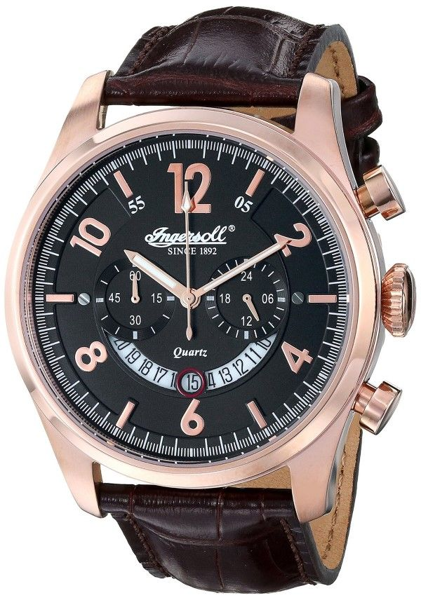 Gold watches :Ingersoll Watches Chelsea Watch