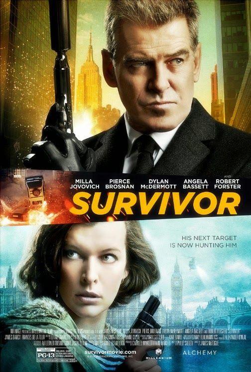 Sinopsis Film Survivor