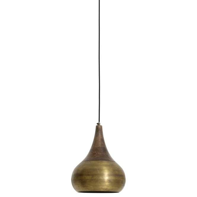 Antique Brass Teardrop Pendant Bronze Light Fixture Pendant Lighting White Brass