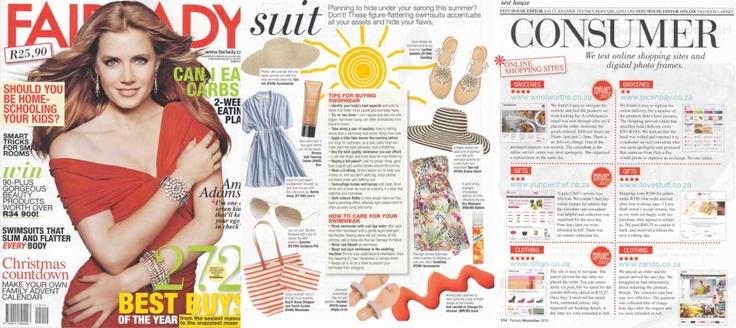 FAIRLADY magazine, November 2012