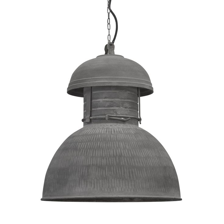 HK Living Large Warehouse Lamp   £175