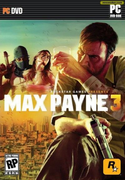 Max Payne 3 is a third-person shooter video game developed by Rockstar Vancouver and published by Rockstar Games. It was first released on 15 May 2012 for the PlayStation 3 and Xbox 360 consoles, followed by a release on 31 May 2012 on Microsoft Windows and on 20 June 2013 on OS X.