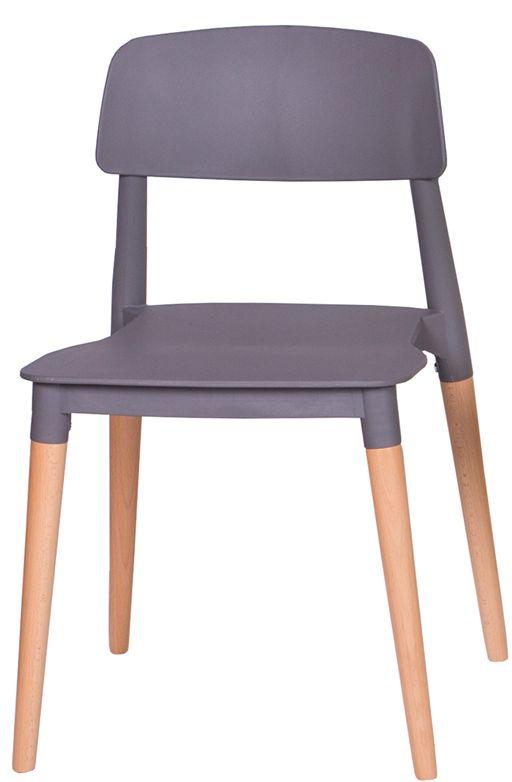 Krzesło ECCO, szare