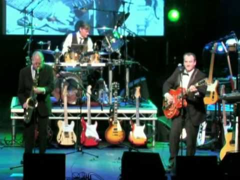 Gary Murphy Band & Saxophone Jones - Duane Eddy Peter's Gun