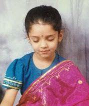Rithika singh childhood pic