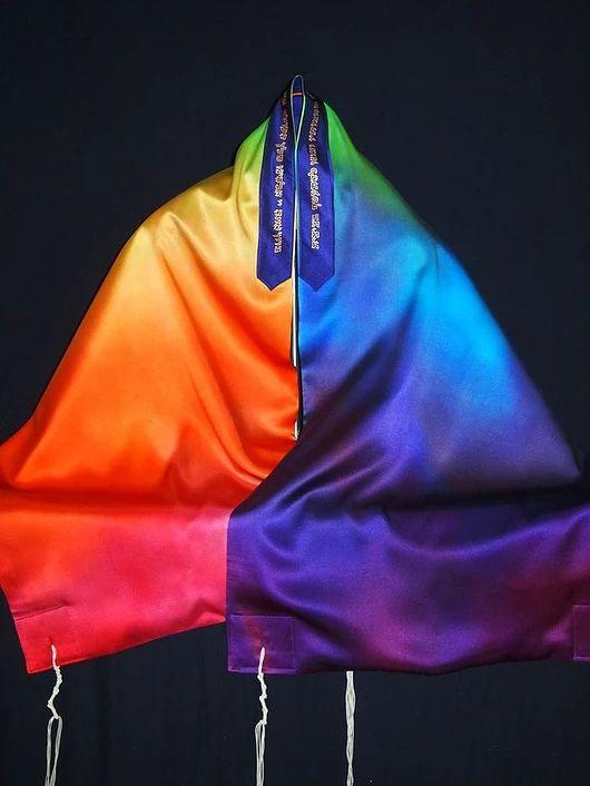 Silks by Diane | Silk Tallit