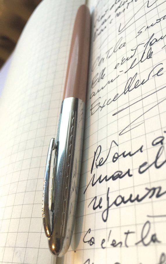 Check out Sheaffer Skripset Buckskin Tan on inspiringpens