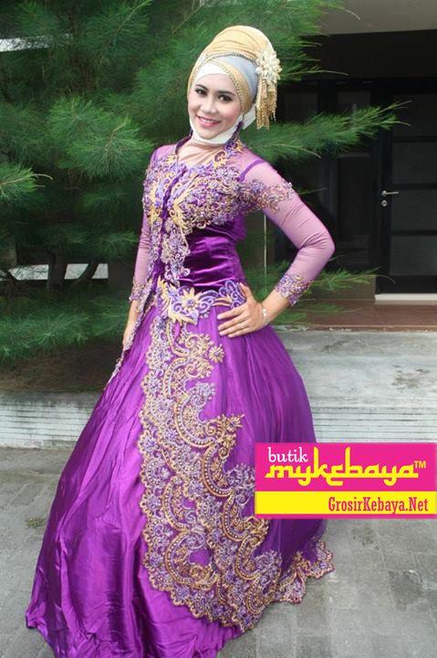 Baju Kebaya Pesta, Gaun Kebaya Pesta, Kebaya Dress Pesta, Kebaya Modern Pesta, Kebaya Pesta Hijab