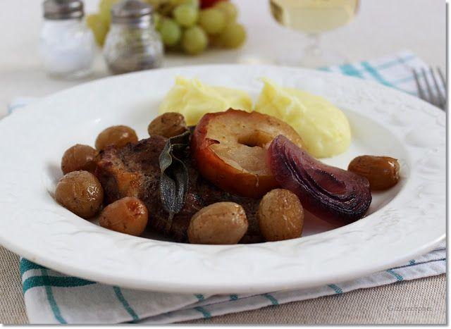 Sült tarja gyümölccsel | Forrás:  gizi-receptjei.blogspot.hu - PROAKTIVdirekt Életmód magazin és hírek - proaktivdirekt.com