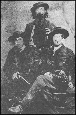 The Missouri Partisan Ranger - Dave Poole, Archie Clement & Bill Hendricks
