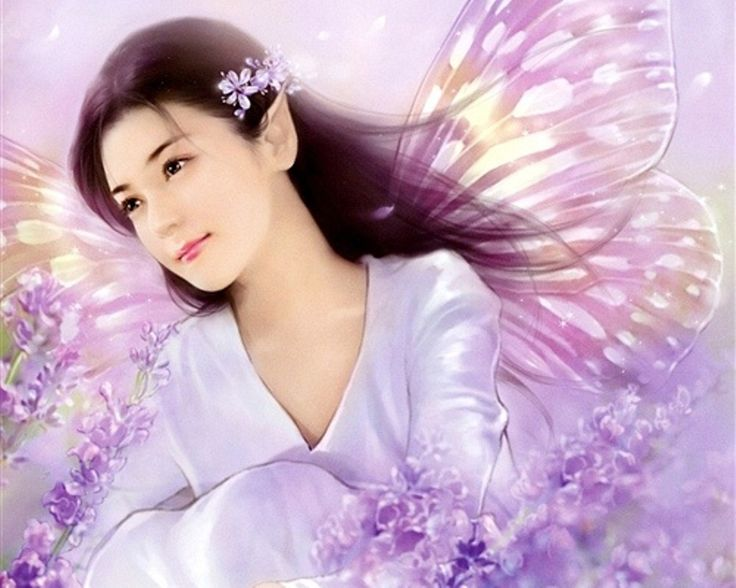 girl from a fairy - photo #22