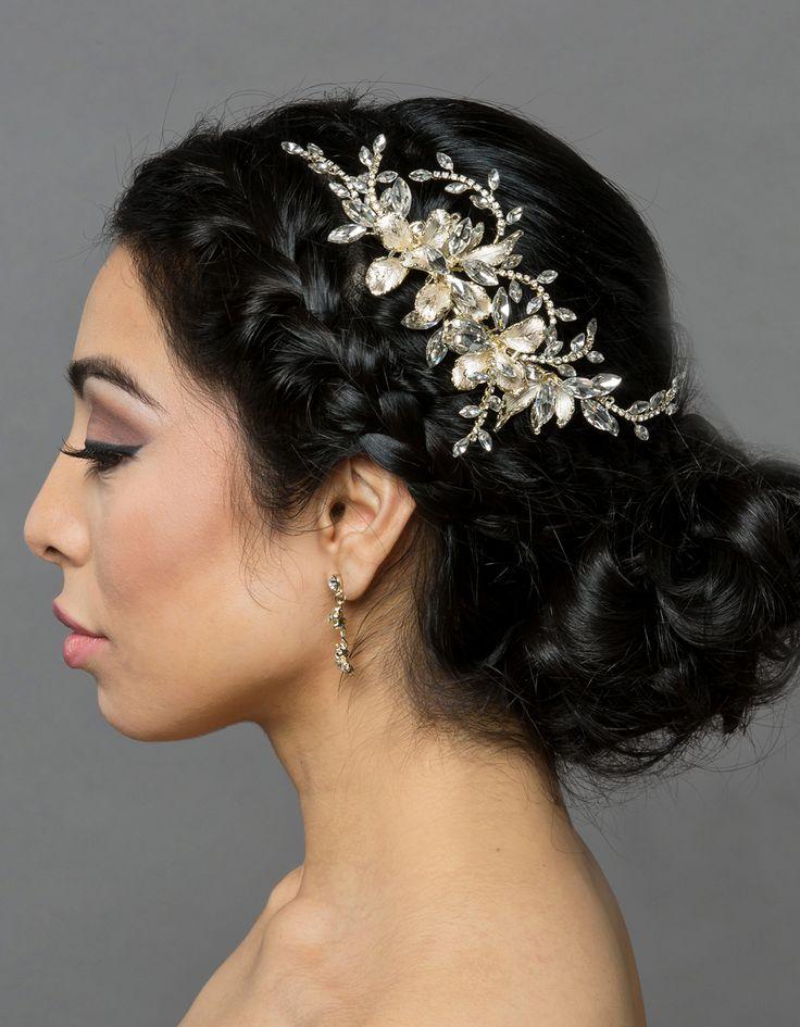 Bridal Classics Hair Combs & Clips T-4278