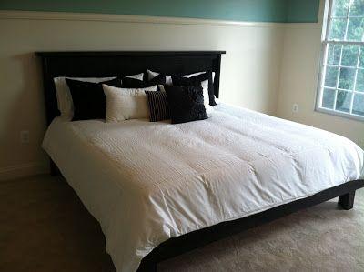 brusali bed frame instructions