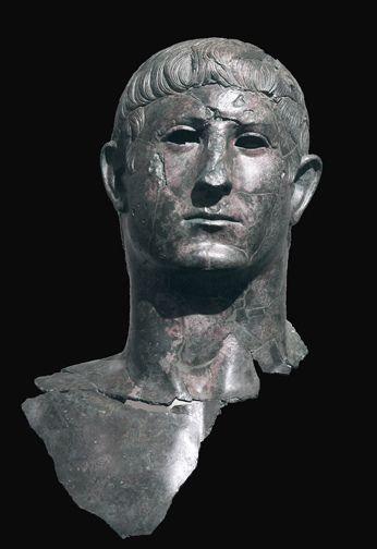 Roman Bronze bust of L. Cornelius Pusio | da Roger B. Ulrich
