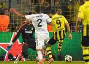 terkini Lewandowski Quattrick, Dortmund Sikat Madrid 4-1