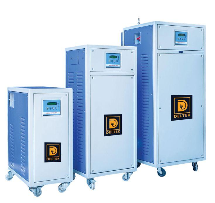 Servo Voltage Stabilizers| Isolation Transformers| UPS manufactures in Hyderabad, Vijayawada - Deltek Powerlines