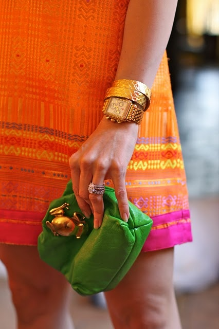 Colorful: Southern Eclectic, Fashion, Style, Clutches, Colors, Bag, Reader Request, Closet