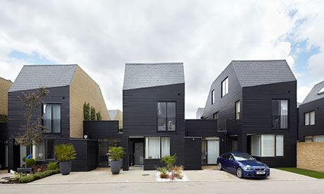 Buildings considered for the Stirling Prize 2013