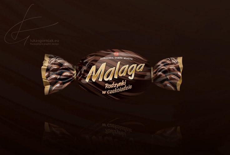 Jutrzenka Malaga | Label design