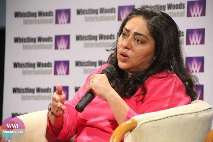 Meghna Gulzar, Director of the film Talvar