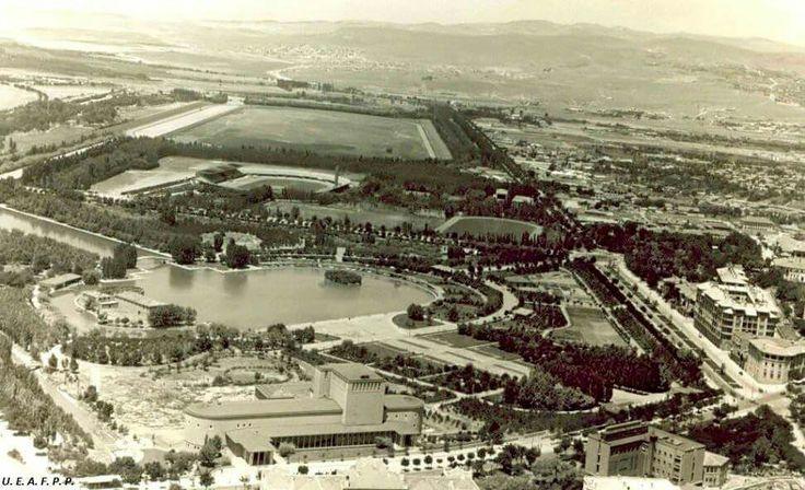 1953 Gençlik parkı