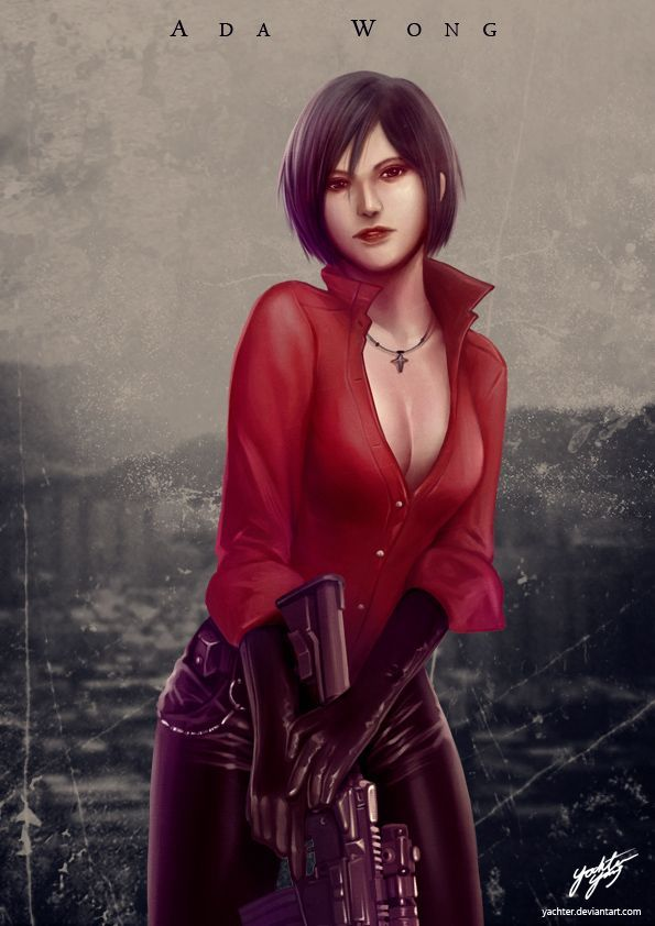 re6 ada by yachter