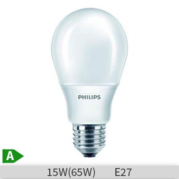 Bec economic Philips Economy bulb, forma clasica, 15W, E27, 6000 ore, lumina calda http://www.etbm.ro/becuri-economice