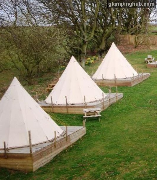 Luxury Tipis UK | #glamping #teepee #cool #getaway #uk